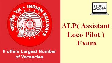 ALP (Assistant Loco Pilot)